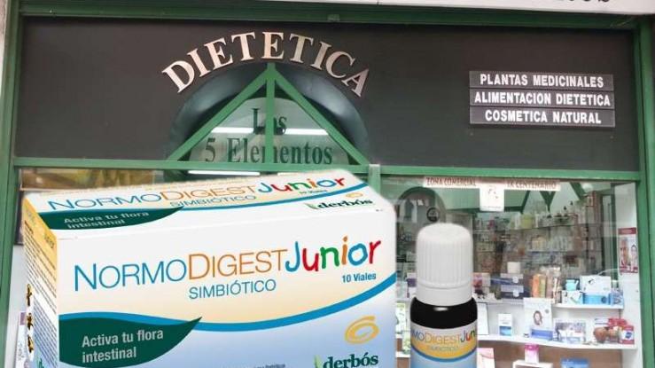 NormoDigest Junior sus propiedades y beneficios